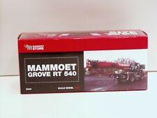 """Grove RT540 Crane - """"MAMMOET"""" - 1/50 - WSI #410206 - Brand New"""