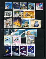 Middle East 1940's-1970's Multi-Topical Stamp Collection