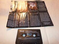 MOTORHEAD - K7 audio / tape !!! SACRIFICE !!!
