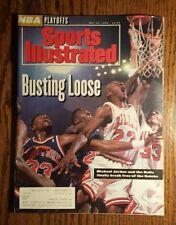 MICHAEL JORDAN Cover - Sports Illustrated May 25, 1992 Full Issue CHICAGO BULLS