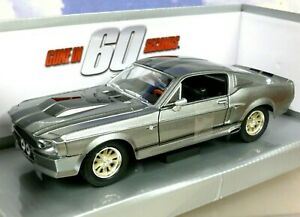 GREENLIGHT 1/24 1967 SHELBY FORD MUSTANG GT500 ELEANOR GONE IN 60 SECONDS 18220