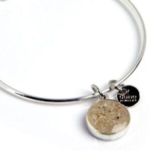 Dune Jewelry Sand Bangle Bass River Beach Sand $14.00