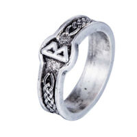 Viking Ring Norse Runes berkano Ring for Men Vintage Jewelry Celtic