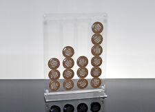Slato Porta cialde e capsule da caffè per 24 cialde in plexiglass Nova