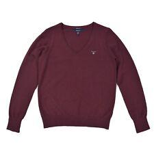 GANT Damen Pullover M 38 Pulli Lammwolle Women Sweat Oberteil Knit Jumper w.NEU