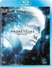 PROMETEUSZ 3D (PROMETHEUS 3D) - 2 BLU-RAY 3D/2D
