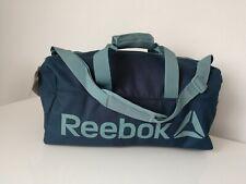 Reebok Foundation Medium Grip Sporttasche Blau, Schwarz