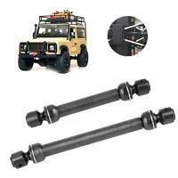 Drive Shaft & Screws RC Accessory Fit for RC/4WD SCX10 D90 Wraith RC Crawler