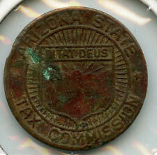 Arizona State Tax Commission Sales Token Medal - KT698