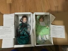 Kat Stayton Dolls Two 1. Topps Doll 2. Opal Rose Doll two great looking Dolls
