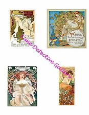 Art Deco #5 - Photo Collage for Scrapbooking / Crafts / ATCs / ACEOs