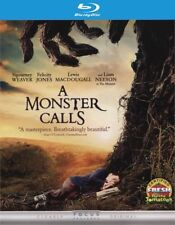 A Monster Calls (Blu-ray Disc ONLY, 2017)
