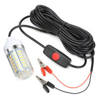 12V Fishing Light 108pcs 2835 LED Deep Underwater Fishing Lures Fish Finder Lamp