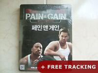 Pain And Gain .Blu-ray Steelbook