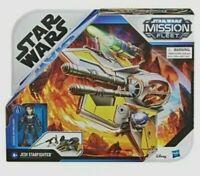 🔥🔥Star Wars Mission Fleet Anakin Skywalker Jedi Starfighter Vehicle Stellar