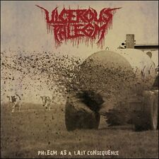 Ulcerous phlegm-phlegm as a last consequence VINILE LP NUOVO
