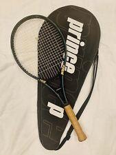 New listing Prince Classic Graphite 107 Oversize Tour 700 Tennis Racquet 4 3/8 grip w/ Case