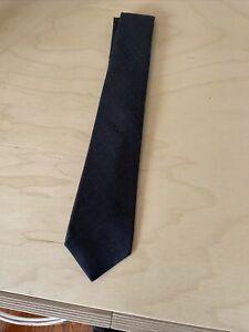 Kiton Mens Tie Grey Made In Italy