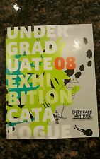 Emily Carr Institute of Art and Design: undergraduate Catalogue, W/DVD, 2008