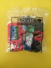 2018 Subway Sonic the Hedgehog #3 Kids Meal Toy ~SEALED~
