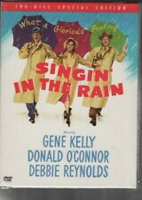 Singin in the Rain (Dvd 2002, 2-Disc Set Two Disc Special Edition) New Free Ship