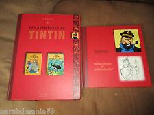 Double album de Tintin : Le Secret de la Licorne/Le Trésor de Rackham le Rouge