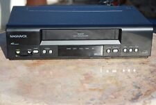 Magnavox MVR440  MVR440MG/17 VCR VHS Video Cassette Recorder Player w/MANUAL