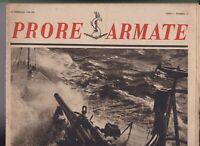 RIVISTA MARINA PRORE ARMATE ANNO I NUMERO 17 FEBBRAIO 1942 WWII SECONDA GUERRA