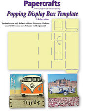 All Occasion Dies - Popping Display Box Card Template - Robert Addams