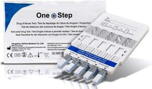 2x Drug Testing Kits | 10 in 1 Urine Tests | Cocaine Cannabis Heroin THC +more