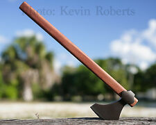 "Hanwei Forge Antiqued 25.5"" Viking Bearded Throwing/Fighting Axe + Sheath"