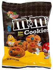 M & m Bite Size Cookies