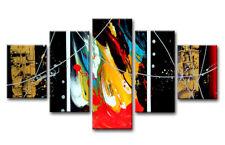 Images sur toile sur cadre 160 x 80 cm abstrait pret a accrocher 5593