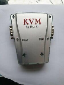 SE-KVM-USB-2 USB2-PORT KVM SWITCH (r5trolley.5b4)