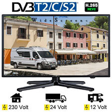 Reflexion LEDW220 LED Fernseher TV mit DVB-S2 /C/T2 für 12V u. 230Volt