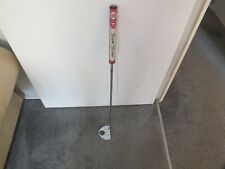 Taylormade Corsa Ghost Putter - White with head-cover 34 inch headcover