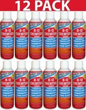 12 Pack Berryman 113 Carburetor and Choke Cleaner - 13 oz. New Free Shipping Usa