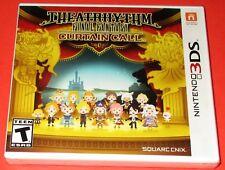 Theatrhythm Final Fantasy: Curtain Call Nintendo 3DS *New! *Sealed! *Free Ship!