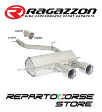 RAGAZZON SCARICO TERMINALI CENTRALI 2/102MM VW GOLF VI 6 2.0R TSI 199kW 270CV