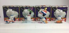 4 Snoopy Sports Figurines with Boxes