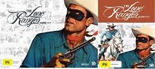 The Lone Ranger - Original Series Season 1-4 (DVD, 2016, 24-Disc Set) - Region 4