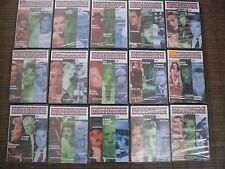 LOTE DE 45 PELICULAS EN 15 DVD MITOS  DEL CINE CLASICO (NUEVOS PRECINTADOS )