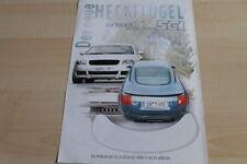 105982) Audi TT Coupe - SGI Heckspoiler - Prospekt 199?