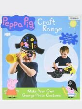 Peppa Pig Make your own George Pirate Costume