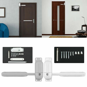 Surface Mounted Door Gate Closer Fire Rated Spring Loaded  Adjustable  Automatic