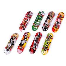 Finger Sports Board Tech Deck Skateboard Boys Kids Birthday Gift Repair Tool
