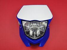 YAMAHA WR YZ 125 250 450F LIGHT ASSY HEADLIGHT Head Lamp Faro Fanale Maske Lampa