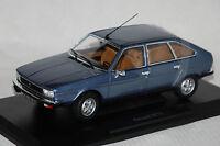 Renault 30 TS 1978 blau metallic 1:18 Norev neu & OVP 185270