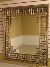 38150: FRIEDMAN BROTHERS Model#7230  The Bamboo  Mirror ~ NEW