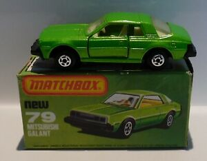 Matchbox Superfast Series 79 Mitsubishi Galant Eterna